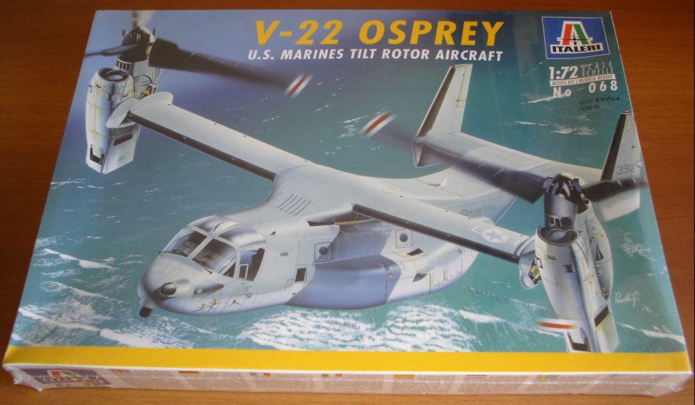 Osprey Elicottero : Model center modellismo statico e dinamico